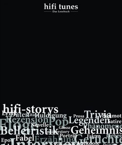 hifi tunes - Das Lesebuch