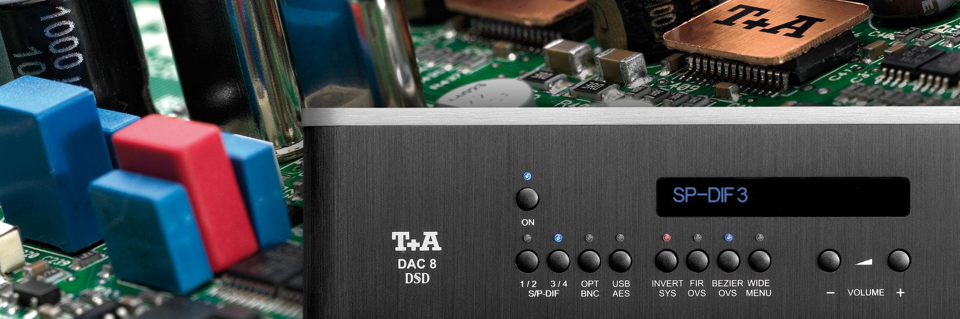 image hifi - T+A DAC 8 DSD