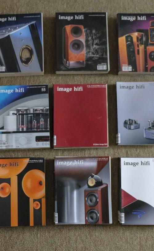 Alte Image Hifi Hefte