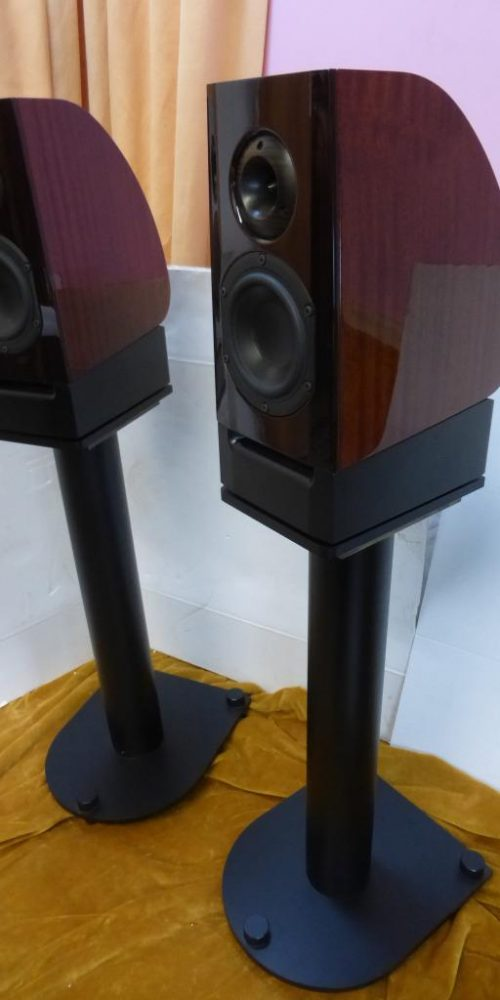 Kiso HB1 speakers