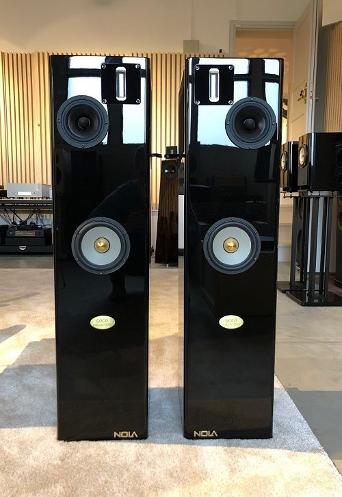 Nola Speakers Studio Grand Reference Gold