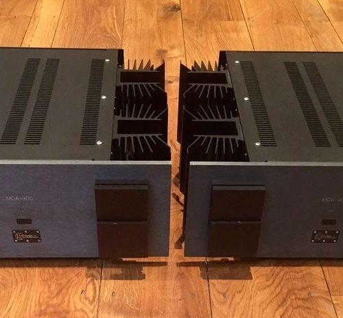 krell mda 300 monoblock power amplifiers