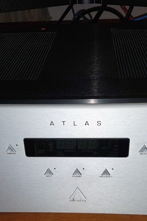 Aesthetix Atlas mono