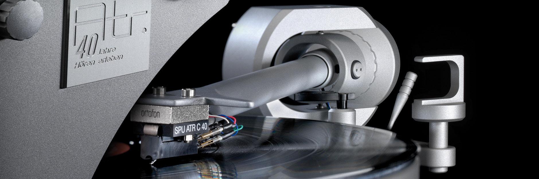 Audio Note UK Meishu Phono Silver Tonmeister