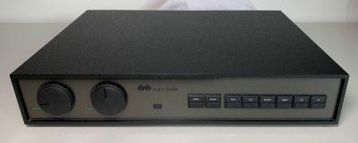 Vorverstärker NAIM NAC 102 mit externen Netzteilen HI-CAP/NAPSC